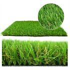 High Quality Artificial Grass 30mm Pile Height Turf Remnants for Sale SAVE 50%