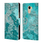 OFFICIAL LEBENSART MINERALS LEATHER BOOK WALLET CASE FOR WILEYFOX & ESSENTIAL