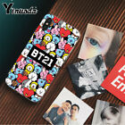 Yinuoda BTS BT21 Lovely Cartoon Novelty Phone Case For iPhone