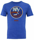 CCM NHL Men's New York Islanders  Premium Tri-Blend Bigger Logo Tee $9.99 USD on eBay