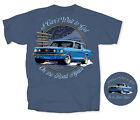 """""""On The Road Again"""" Mustang T-Shirt - Last Ones! Worldwide Shipping!"""