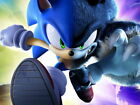 D7424 Sonic the Hedgehog Claws Fur Video Game Wall Print POSTER CA