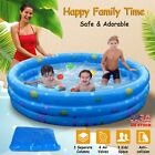 130 x 33cm Summer Kids Above-Ground Swimming Pool Inflatable Swimming Pool Set