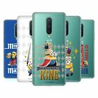 OFFICIAL MINIONS MINION BRITISH INVASION SOFT GEL CASE FOR AMAZON ASUS ONEPLUS