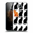 OFFICIAL CATSPAWS ANIMALS SOFT GEL CASE FOR HUAWEI PHONES 2