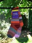 Solmate Mismatched Socks, Assorted Designs, Unisex, S - XL, New w/Tags
