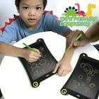 """8.5"""" LCD Writing Tablet Handwriting Pad Message Board for Kids Educational S6C1"""