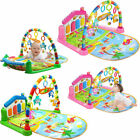 Kyпить 3 in 1 Baby Light Musical Gym Play Mat Lay & Play Fitness Fun Piano Boy Girl US на еВаy.соm