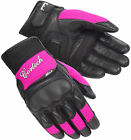 Cortech Womens Black/Pink Hdx 3 Motorcycle Gloves