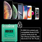 R-SIM 14 Nano Unlock Card for iPhone XS MAX XR XS X 8 7 6 6S 4G iOS 12.2 GEVEY S