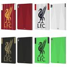 OFFICIAL LIVERPOOL FOOTBALL CLUB 2019/20 KIT PU LEATHER BOOK CASE FOR APPLE iPAD