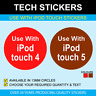 Use With iPod Touch