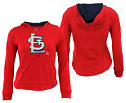 Majestic MLB Youth Girls St. Louis Cardinals The Closer Pullover Hooded Shirt on Ebay