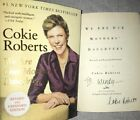 Cokie Roberts Autographed Book We Are Our Mothers' Daughters Signed First Ed. Hc