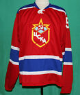 ANDREI KHOMUTOV RUSSIA HOCKEY JERSEY USSR CCCP NEW SEWN ANY SIZE