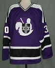 GERRY CHEEVERS CLEVELAND CRUSADERS RETRO WHA HOCKEY JERSEY SEWN NEW ANY SIZE