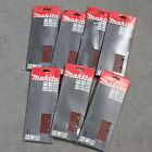 Mix of 70 x Makita 115mm x 230mm Quick Fit Sanding Sheets For 1/2 Sanders