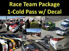 Richmond- NASCAR Team Package... Cold Garage, Pits, Decal & more!