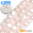 """7-8mm Freeform Color Pearl Gemstone Beads for Jewelry Making Free Shipping 13"""""""
