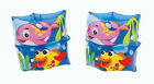 Intex Child Dolphin Arm Bands Toddler Ages 3-6 Floats Raft for Swimming Pools
