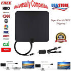 25db HDTV Antenna Amplifier Signal Booster TV High Gain Channel Boost Indoor