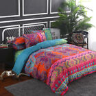Bedding Set Duvet Cover Pillowcase Bed Cover Bohemian Mandala Queen/King Size image