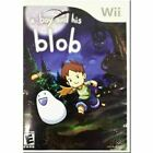 .Wii.' | '.A Boy And His Blob.