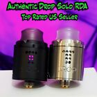 Authentic Drop Solo RDA by Digiflav0r - T0P RATED US SELLER - Free Shipping $19.99 USD on eBay