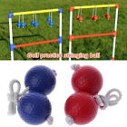 E470 Synthetic Resin Golf Rope Ball Swing Practice Stick Golf Tool Practical