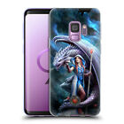 OFFICIAL ANNE STOKES DRAGON FRIENDSHIP 2 GEL CASE FOR SAMSUNG PHONES 1