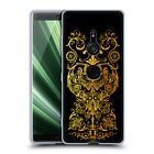 HEAD CASE DESIGNS LUXURIOUS ORNAMENTS GEL CASE FOR SONY PHONES 1