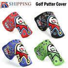 Waterproof Clown Putter Cover Headcover Scotty Cameron Taylormade Odyssey Blade