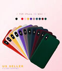 Matte Transparent Ultra-Thin Slim Case Cover Skin for iPhone X Xs/Max,11 Pro,8