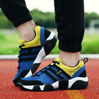 US Men Casual Sport Shoes Breathable Athletic Shock Absorbing Running Sneakers  for sale  Altadena