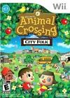 .Wii.' | '.Animal Crossing City Folk.