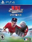 R.B.I. Baseball 16 (Sony PlayStation 4, 2016)