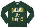 Outerstuff MLB Youth/Kids Boys Oakland Athletics Performance Fleece Sweatshirt on Ebay