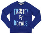 Outerstuff MLB Youth/Kids Boys Kansas City Royals Performance Fleece Sweatshirt on Ebay