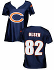 Chicago Bears NFL Football Women's Greg Olsen # 82 Fashion Dazzle Jersey $7.99 USD on eBay