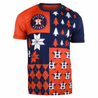 FOCO MLB Men's Houston Astros Busy Block Ugly Crew Neck Tee on Ebay