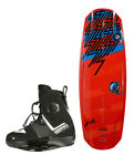 O'Brien Hooky Nomad Kids/Jr Wakeboard Package, 123 or 128 with UK 1-5. 70619
