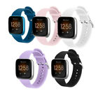 For Fitbit Versa/Versa Lite Edition Bands Soft Silicone Replacement Sport Strap image