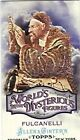 2011 Allen and Ginter Mini World's Most Mysterious Figures! Combined Shipping!