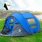 HUI LINGYANG Outdoor Automatic Tents Camping Hiking Tent Waterproof  Tents