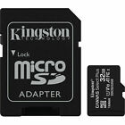 Kingston micro sd memory card 16gb 32gb 64gb class 10 Flash SDHC with adapter