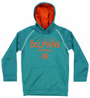 OuterStuff NFL Big Boys Performance Team Color Hoodie, Miami Dolphins $18.99 USD on eBay
