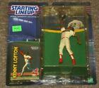 SUPER RARE 1999 Hasbro Starting Lineup Kenny Lofton Cleveland Indians MLB SLU