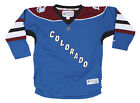 Reebok NHL Youth Colorado Avalanche Blank Alternate Replica Jersey, Blue $32.99 USD on eBay