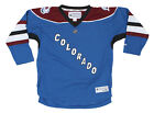 Reebok NHL Youth Colorado Avalanche Blank Alternate Jersey, Blue $32.99 USD on eBay