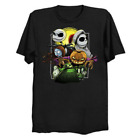 Hail To The Pumpkin Song This Nightmare Before Christmas Black T-Shirt S-6XL